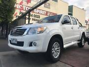 2013 TOYOTA HILUX SR5 TURBO DIESEL - AUTO DOUBLE CAB Coburg Moreland Area Preview
