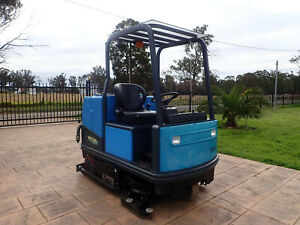 2015 FIMAP MAGNA MG1300B ELECTRIC RIDE ON SCRUBBER VACCUM TENNANT NILFISK Austral Liverpool Area Preview
