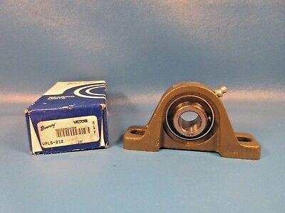 Browning Vpls-212 34 Shaft Cast Iron 2-bolt Ball Bearing Pillow Block