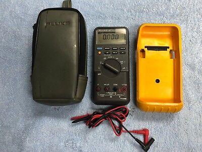 Fluke 87 Original 1st Gen True Rms Multimeter Electrical Testing Tool