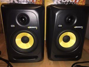Rokit Powered Generation 3 Studio Monitor - 5 inch (pair)