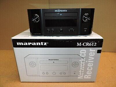 Marantz M-CR612 Network CD Receiver with HEOS, Bluetooth, an