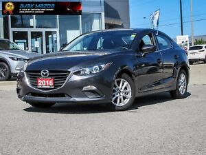 PRICE REDUCED | 2016 MAZDA3 GS | FREE SNOW BLOWER WITH PURCHASE!