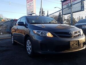 2013 Toyota Corolla CE One owner No Accident LOADED  ,CERTFIED $