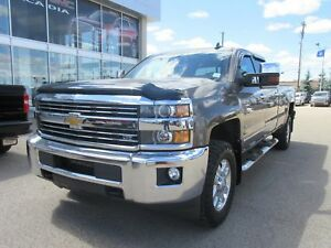 2015 Chevrolet Silverado 2500HD-BOX LINER,VISORS, CHROME STEPS