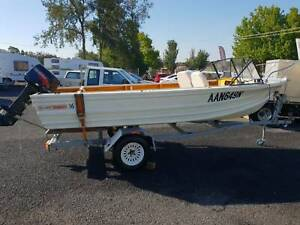 Quintrex Fishabout 16ft Yass Yass Valley Preview
