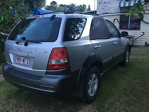 2003 Kia Sorento Inverell Inverell Area Preview