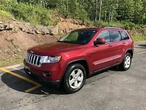 2012 Jeep Grand Cherokee 201,000km