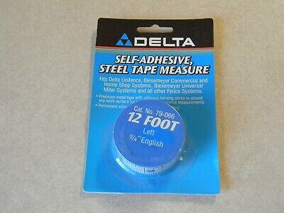 Deltabiesemeyer 79-066 12 Lh Tape 34 English Markings