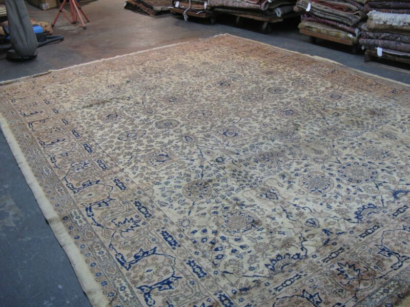 Vintage Turkish Sivas Area Rug 10