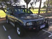 2004 Nissan Patrol GU III ST Bronze 4 Speed Automatic Wagon Menora Stirling Area Preview