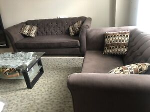REDUCED ** Couch and love seat
