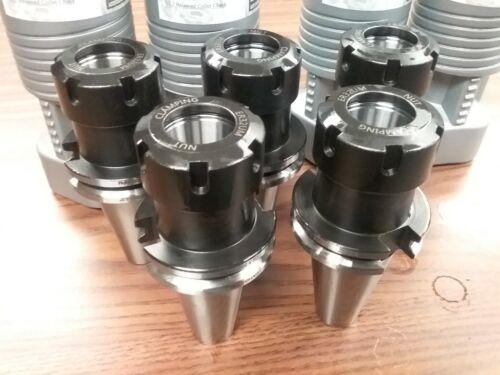 CAT40-ER32 COLLET CHUCK 5 chucks balanced to G2.5/25000RPM B25-CAT40-ER32