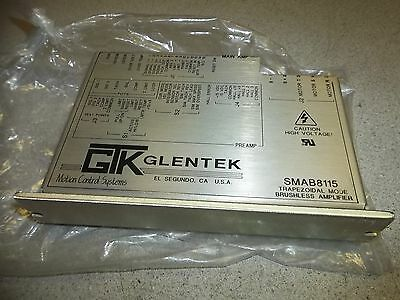 New Glentek Smab8115 Trapezoidal Mode Brushless Amplifier Nos Free Shipping