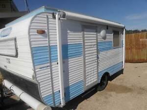 1978 Newlands Caravan 12ft6 vic reg