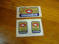 Columbus TUBES RENFORCES Bicycle Decal Transfer Sticker Set 49