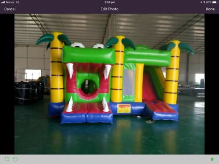 For sale croc jumping castle  Crestmead Logan Area Preview