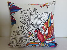 Clearance! Abstract Flower Cushion Cover 45cm Padbury Joondalup Area Preview