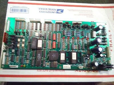 smart clean sweep arcade crane claw main pcb 6th generation working