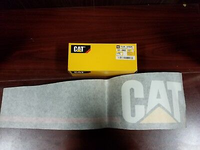 Genuine Caterpillar Cat D5m Lh Machine Identification Film Decal132-8463