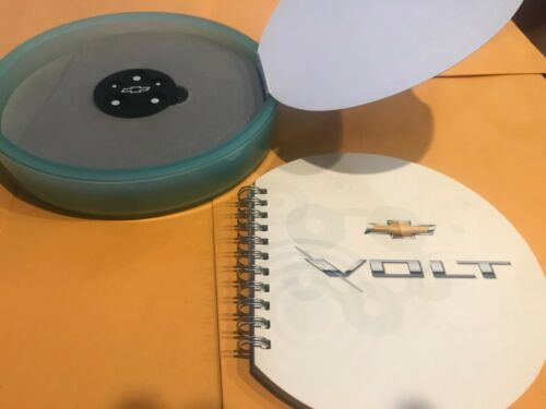 FIRST GENERATION Chevrolet Volt Car Press Kit Rare find