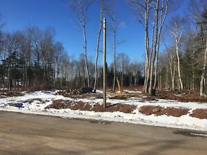 Hampton building lot, Firefly Estates lot #34, Rockwood Court.
