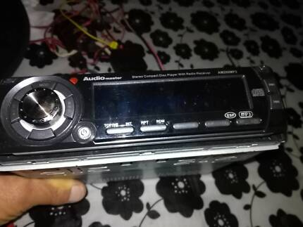 Car stereo Cloverdale Belmont Area Preview