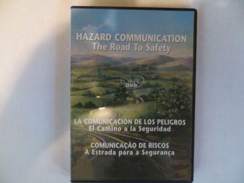 Coastal Safety Training DVD Hazard Communication The Road To Safety