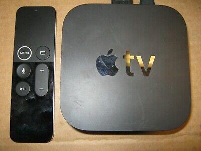 Apple TV 4th Generation Media Streamer 1080p 32GB