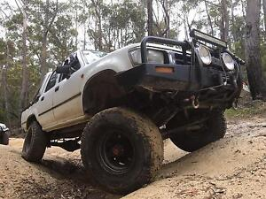 Off-road hilux St Helens Park Campbelltown Area Preview