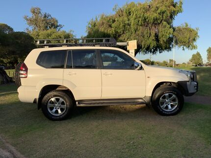 Toyota Land Cruiser Prado North Perth Vincent Area Preview