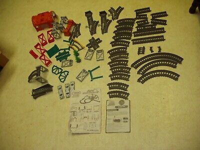 BIG LOT 50+ Pieces Train Track Thomas & Friends TrackMaster 5-In-1 Track Builder