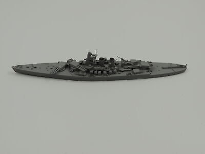 1:1250 Metal Ship Model Delphin D 85 Vittorio Veneto Battleship