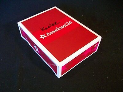 American Girl AG Empty Box Emily's Accessories Marked Box