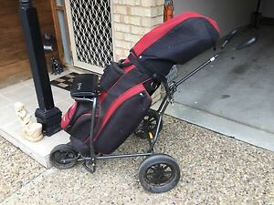 Golf Clubs, Golf Bag and Golf Buggy Amaroo Gungahlin Area Preview
