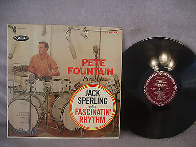 Pete Fountain Presents Jack Sperling & His Facinatin' Rhythm, Coral CRL 757341 ()
