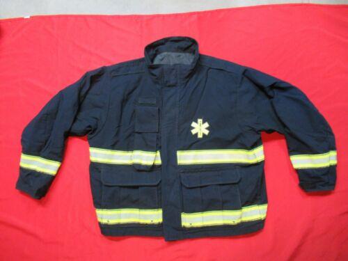MFG 2014 Globe LifeLine EMS  Turnout Jacket 1X 50-54 CHEST EMT Rescue Firefighte