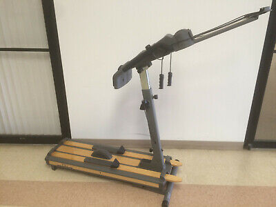 Two Nordic Track Ski Machine Front Leg Incline Position Adjustment Lock Pins