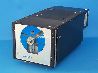 Basler S2 CD/DVD Optical Disc Scanner BA 0612