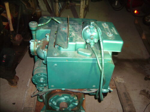 Onan 2 cycle diesel engine
