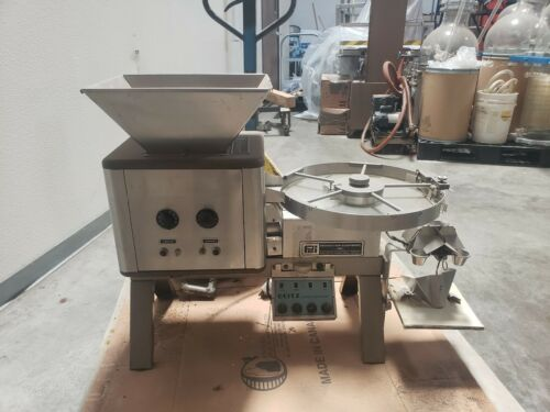 PEI VERSACOUNT / DIETZ TABLET COUNTING MACHINE / COUNTER MODEL 714R