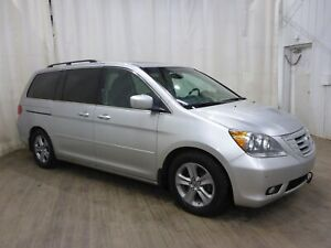 2010 Honda Odyssey Touring Power Sliding Doors DVD Leather