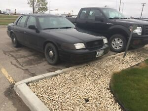 2008 Ford Crown Victoria ***SAFTIED***