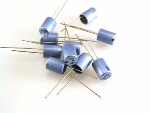 Philips 036 Capacitor 2222 036 90011 47uf 50v Al Electrolytic 10 Pieces OL0581