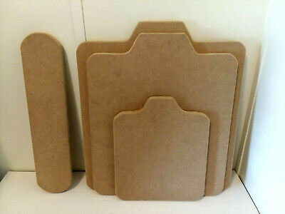Combo Pack Of 4 Premium Mdf T-shirt Screen Printing Platens Pallets Boards