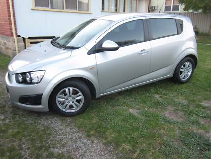 2012 Holden Barina Hatchback 6sp AUTOMATIC, ONLY 18000 kilometers Bentley Canning Area Preview