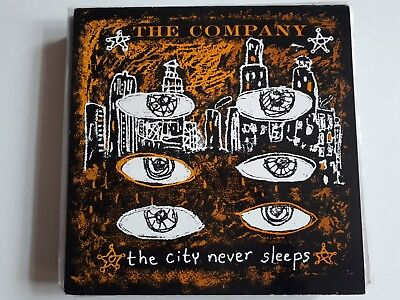 THE COMPANY The City that never sleeps 12