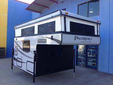 New 2015 Palomino SS1251 Toilet/Shower model Slide On Camper Pialba Fraser Coast Preview