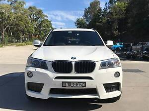 2012 BMW X3 Wagon North Ryde Ryde Area Preview