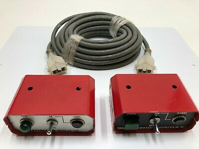 Honda 06610-zb4-000za Remote Control Head Cord Em Ex 3500 5000 Sx Generator
